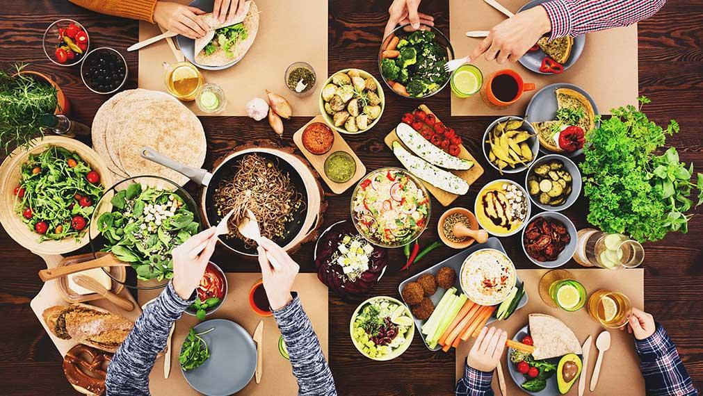 ¿Qué comen los veganos?