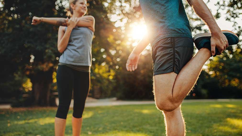 ¿Por qué hacer ejercicios de calentamiento?